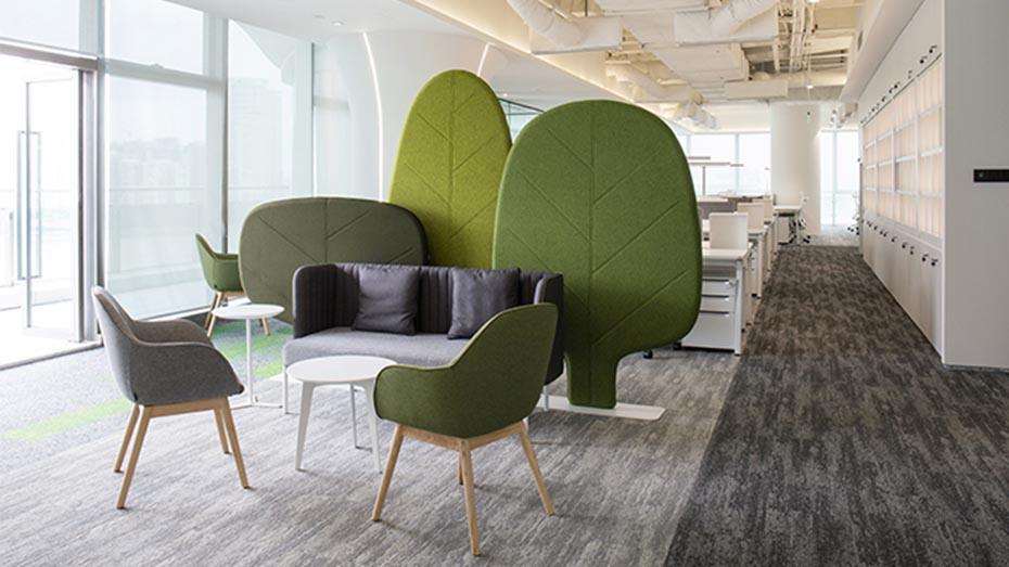 欧时办公家具-屏风