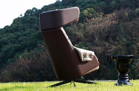 欧时洽谈休闲椅