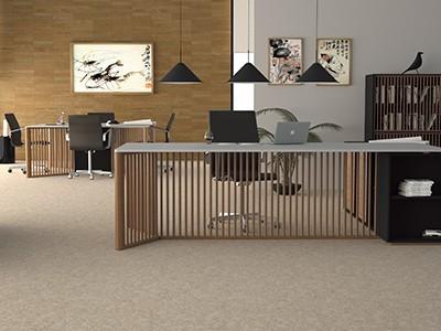 企业办公家具应搭配哪些配套办公产品
