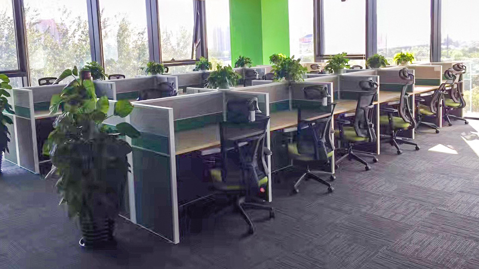 途牛网-欧时家具办公家具定制案例
