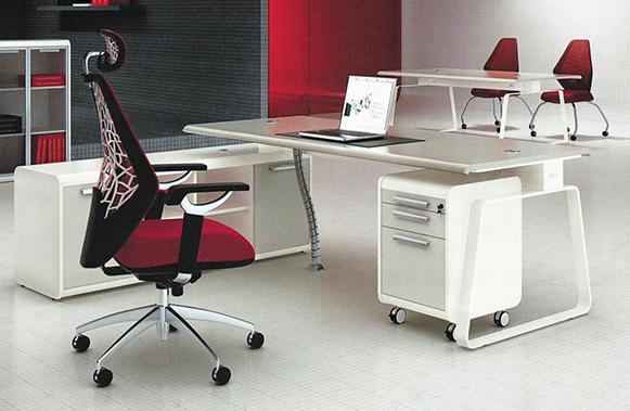 Q1系列员工位-欧时家具