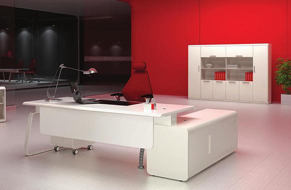 Q1系列经理桌-欧时家具