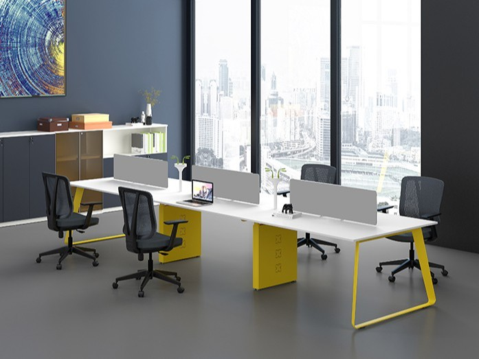 Q2职员办公桌椅-欧时家具