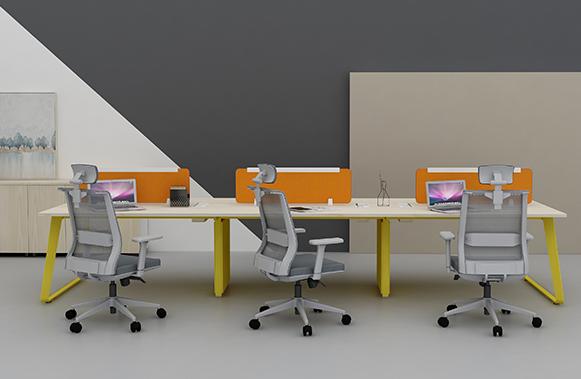 Q2系列员工位-欧时家具