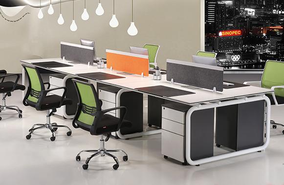 Q5系列职员办公桌椅-欧时家具
