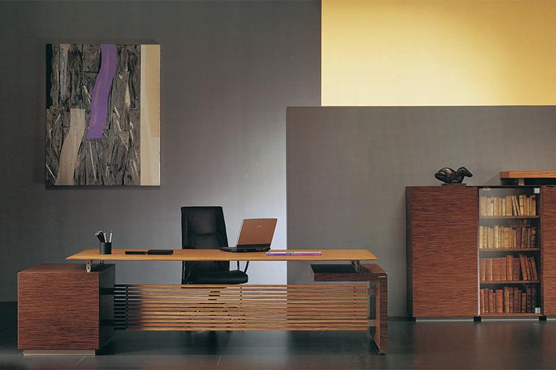 现代板式办公家具的介绍与板材选用