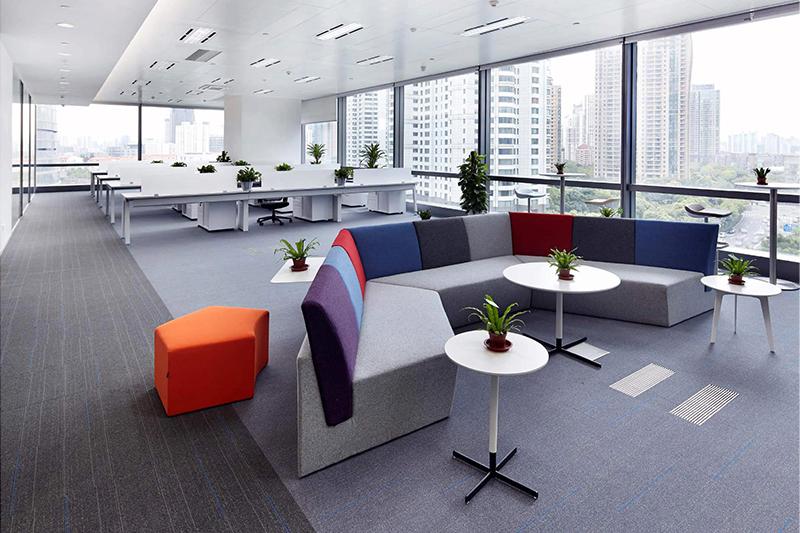 办公室装修设计应如何合理布局