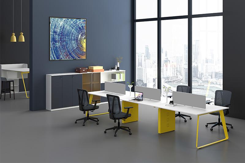北京办公家具厂带您了解钢木办公家具
