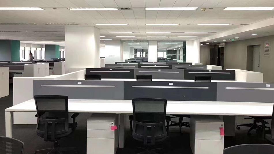 碧生源-欧时家具办公家具定制案例