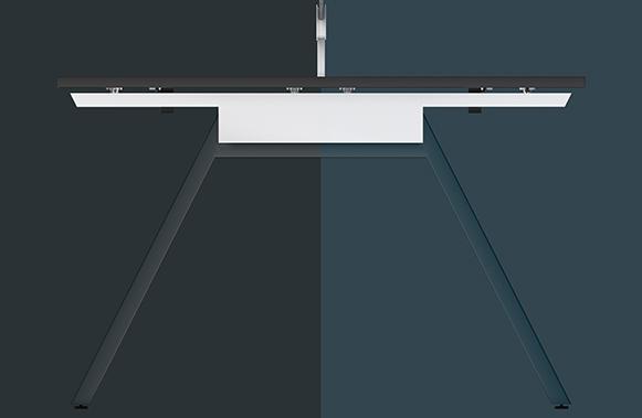 A5系列经理桌-欧时家具