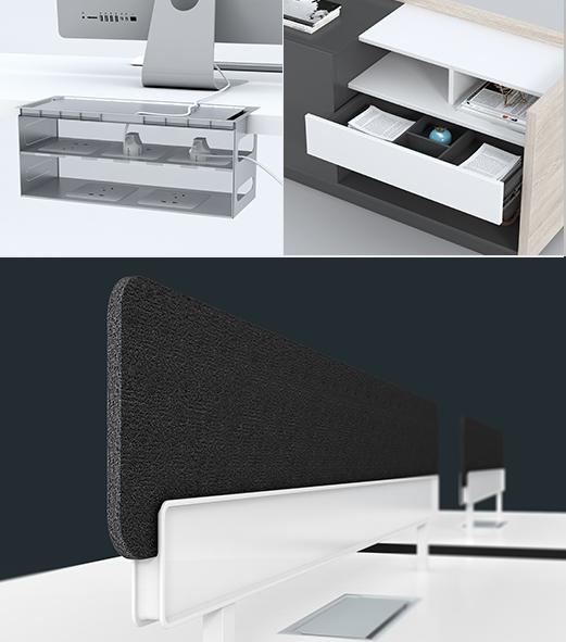 A5职员办公系列-欧时家具