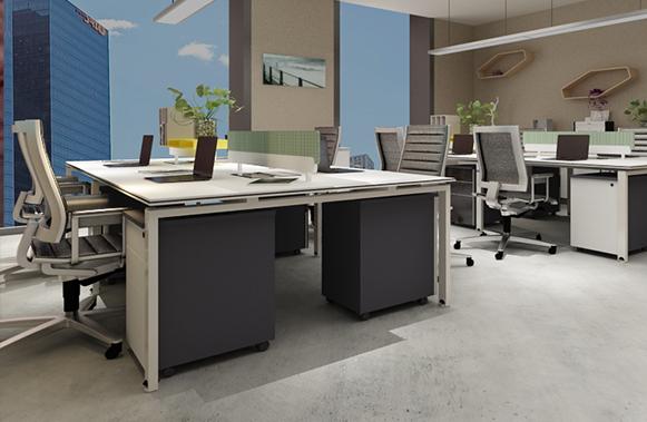 A3系列职员办公桌椅-欧时家具