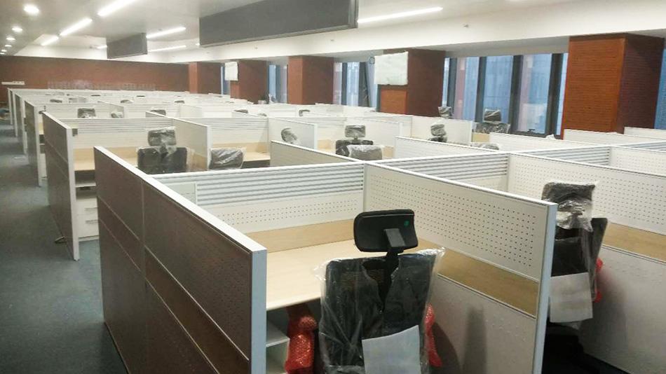 北京银行-欧时家具办公家具定制案例