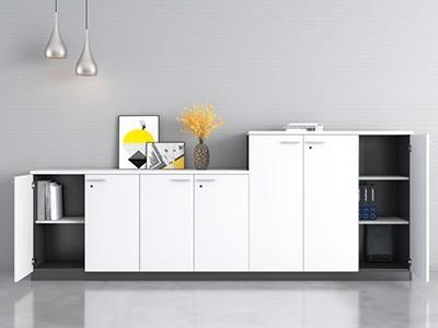 企业办公家具采购时,如何正确选择办公文件柜?