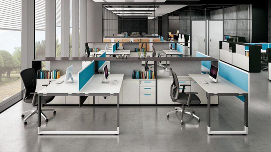 SK公司-欧时家具办公家具定制案例