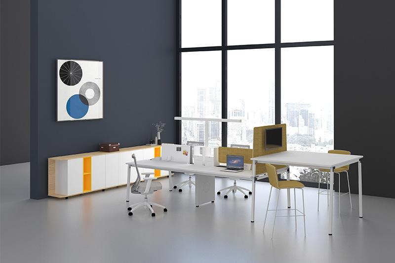办公家具怎样给使用者提供最大化的协助