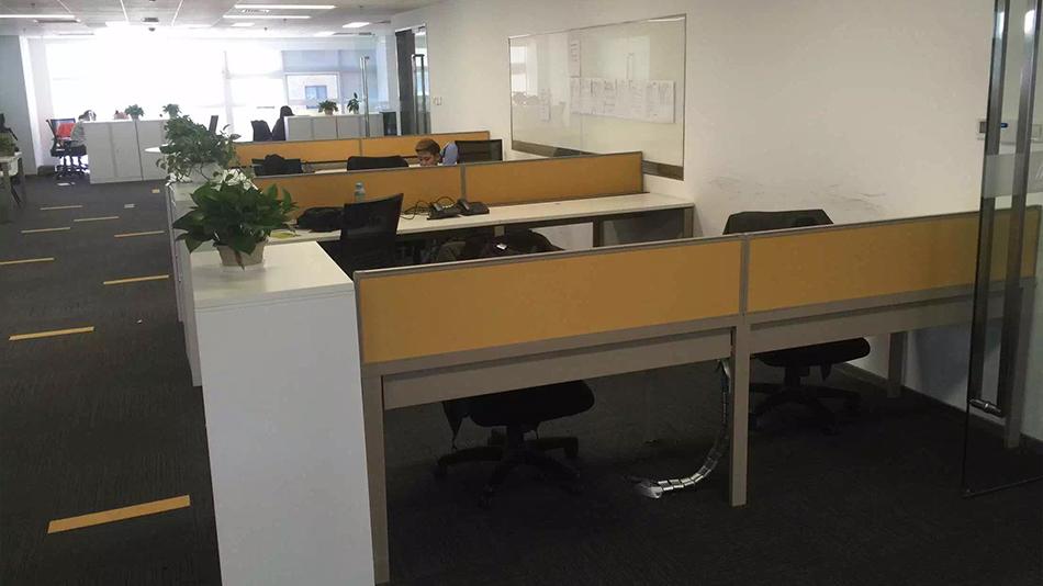 好丽友公司-欧时家具办公家具定制案例