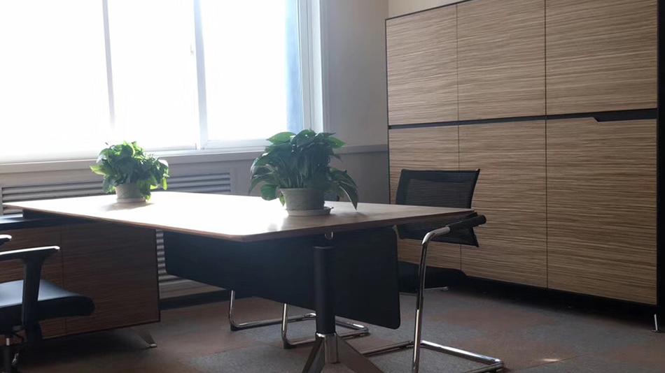 互联网+公益案例-欧时家具办公家具定制案例