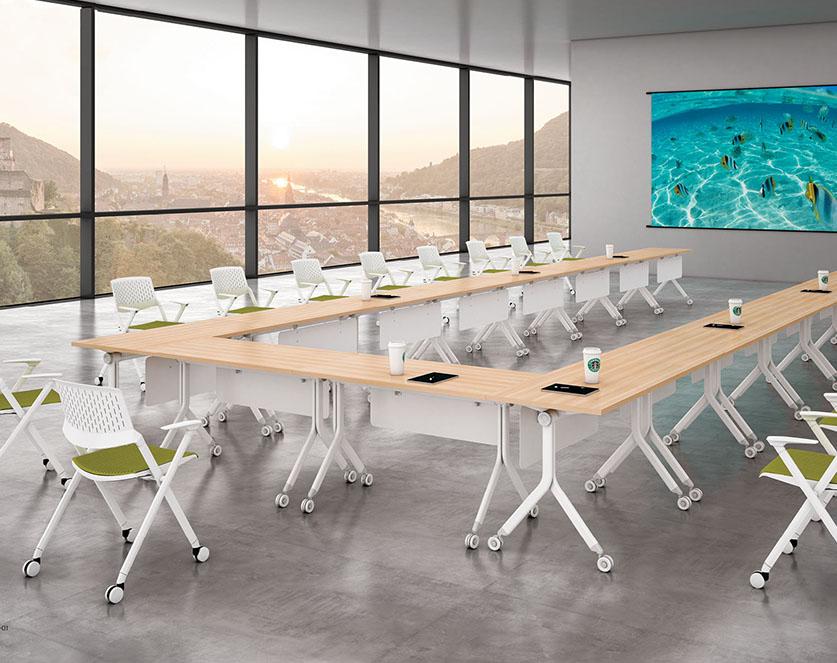 海斯系列培训会议桌