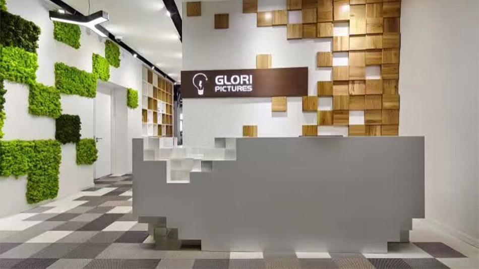 Glori公司-欧时家具办公家具定制案例