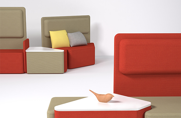 欧时办公家具(沙发)