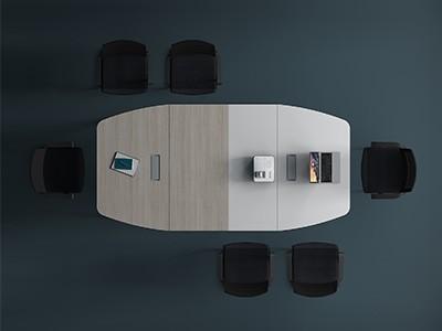 会议室会议桌的尺寸该如何确认?