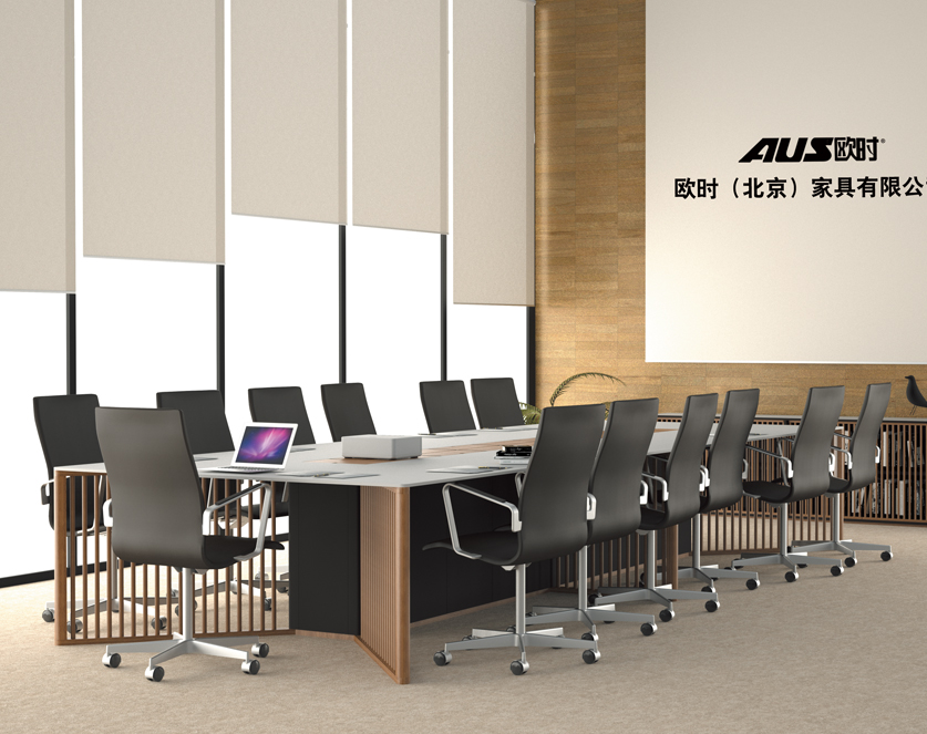 莱卡系列会议桌-欧时家具