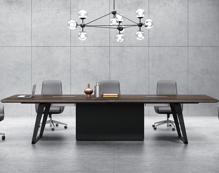 凯斯系列会议桌-欧时家具