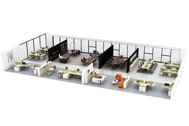欧时家具与您聊聊办公家具定制流程2
