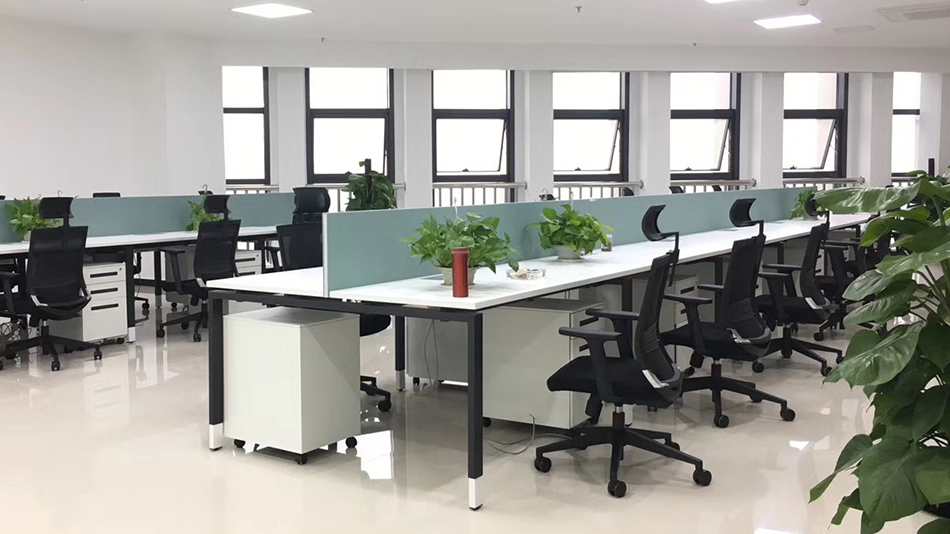烽火科技-欧时家具办公家具定制案例