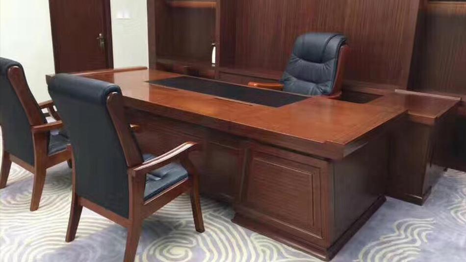 行政高管桌椅-欧时家具
